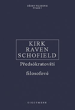 Předsókratovští filosofové obálka knihy