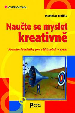 Naučte se myslet kreativně obálka knihy