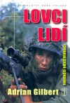 Lovci lidí - Vojenští odstřelovači obálka knihy
