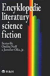 Encyklopedie literatury science fiction obálka knihy