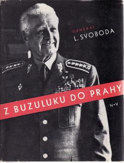 Z Buzuluku do Prahy obálka knihy
