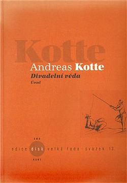 Divadelní věda. Úvod obálka knihy