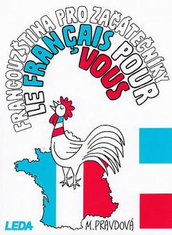 Francouzština pro začátečníky obálka knihy