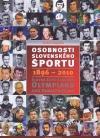 Osobnosti slovenského športu 1896 - 2010 obálka knihy