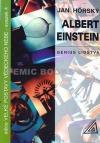 Albert Einstein - genius lidstva obálka knihy