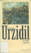 Pražský triptych obálka knihy
