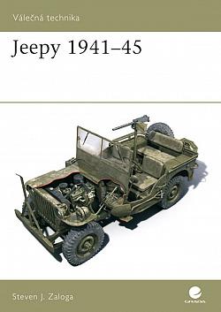 Jeepy 1941-45 obálka knihy
