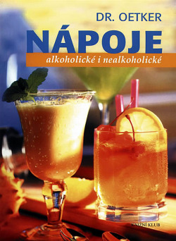 Nápoje alkoholické i nealkoholické obálka knihy