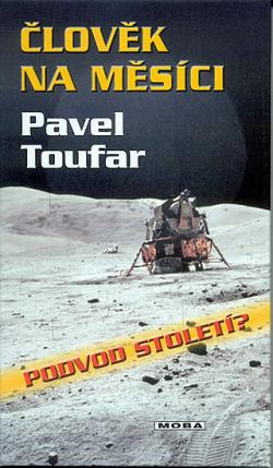Člověk na Měsíci - Podvod století? obálka knihy