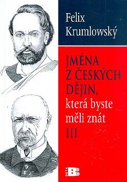 Jména z českých dějin, která byste měli znát III. obálka knihy