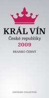 Král vín České republiky 2009 obálka knihy