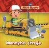 Mannyho stroje obálka knihy