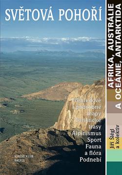 Světová pohoří/4 - Afrika, Austrálie a Oceánie, Antarktida obálka knihy