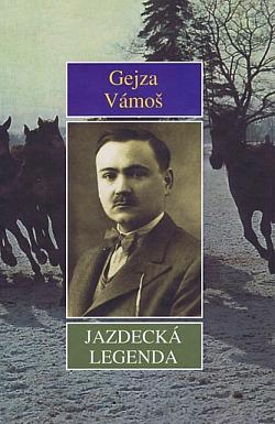 Jazdecká legenda obálka knihy