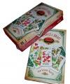 Vykládací a hrací originální mariášové karty – karetní sada s knižním návodem