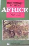 Bez Čedoku po Jižní Africe obálka knihy