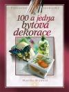 100 a jedna bytová dekorace obálka knihy