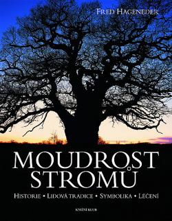 Moudrost stromů obálka knihy