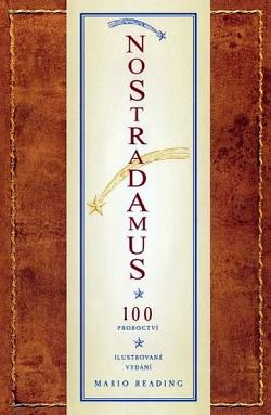 Nostradamus - 100 proroctví obálka knihy