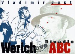Werichovo divadlo ABC obálka knihy