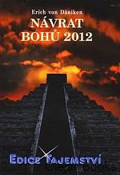 Návrat bohů 2012 obálka knihy