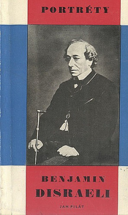 Benjamin Disraeli obálka knihy