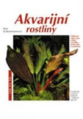 Akvarijní rostliny obálka knihy