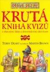 Krutá kniha kvizů s ohavnými fakty a abnormálními aktivitami obálka knihy