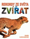 Rekordy ze světa zvířat obálka knihy