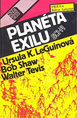 Planéta exilu obálka knihy