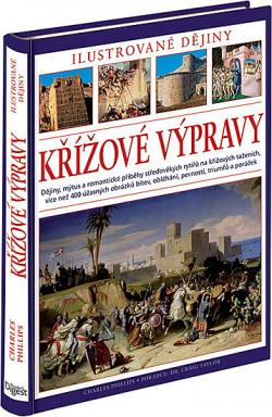 Křížové výpravy obálka knihy