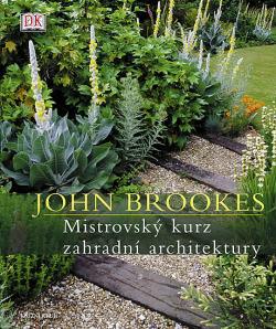 Mistrovský kurz zahradní architektury obálka knihy