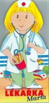 Lékařka Marta obálka knihy