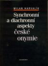 Synchronní a diachchronní aspekty české onymie obálka knihy