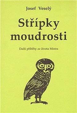 Střípky moudrosti: další příběhy ze života Mistra obálka knihy