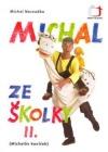 Michal ze školky II. obálka knihy