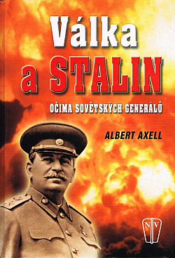 Válka a Stalin očima sovětských generálů obálka knihy