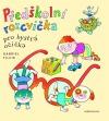 Předškolní rozcvička pro bystrá očička obálka knihy