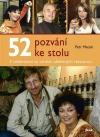 52 pozvání ke stolu - S celebritami za vůněmi oblíbených restaurací obálka knihy