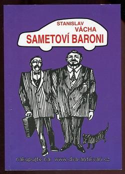 Sametoví baroni obálka knihy