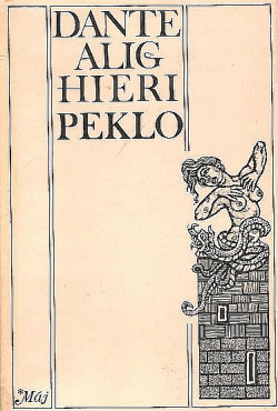 Peklo obálka knihy