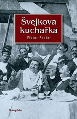 Švejkova kuchařka obálka knihy