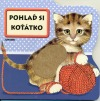 Pohlaď si koťátko obálka knihy