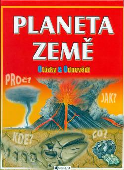 Planeta Země - Otázky a odpovědi obálka knihy