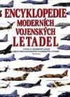 Encyklopedie moderních vojenských letadel obálka knihy