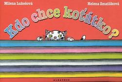 Kdo chce koťátko? obálka knihy