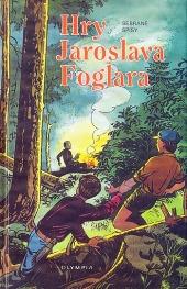 Hry Jaroslava Foglara obálka knihy