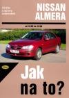Údržba a opravy automobilů Nissan Almera od 10/1995 do 10/2000 obálka knihy