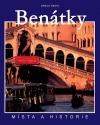 Benátky - Místa a historie obálka knihy