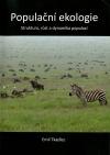 Populační ekologie: struktura, růst a dynamika populací obálka knihy